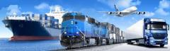 Container transportation of freight in any