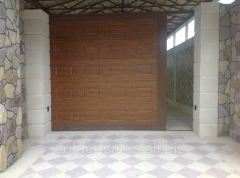 Installation and installation of retractable gate