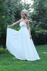 Свадебное платье на заказ от дома моды КАПРИЗ