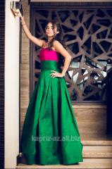 Прокат вечернего платья LUİZA платье из тафты, длина пл 140 см