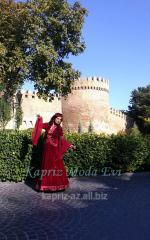 Прокат Азербайджанской национальной одежды