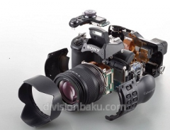 Service of cameras and video cameras