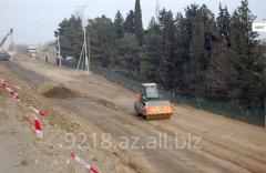 Строительство, ремонт и реконструкция автомобильных дорог