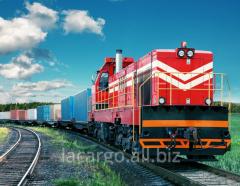 Экспедирование груза по железной дороге