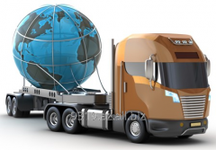 Международная перевозка груза