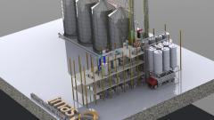Проектирование мельничных комплексов, комбикормовых заводов и зернохранилищ