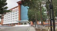 Отель Чинар В Азербайджане