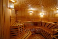 Сауны финские.турецкие бани