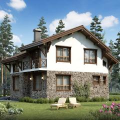 Строительство комбинированных элитных деревянных домов и саун