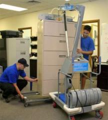 Перевозка офисного оборудования