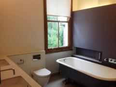 Repair of turnkey bathrooms