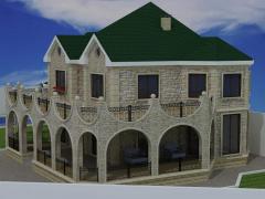 2 mertebeli evler