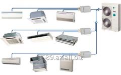 Сервисное обслуживание по кондиционированию и вентиляции