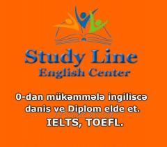 Study Line English Centre ( Ixtisaslar üzrə İngilis dili )