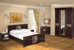 Изготовление спальней мебели
