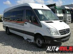 Аренда автобусов для индивидуальных пассажирских перевозок по территории Азербайджана и за рубежом.