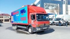 Перевозка любых видов груза в черте города и по всему Азербайджану