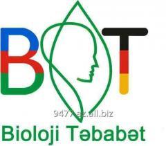 Bioloji təbabətd ə tətbiq olunan müalic ə.