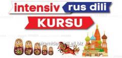 Rus dili kursu, qısa müddət ərzində rus dili öyrədirik.