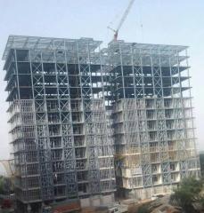 Здание 13 - ти этажное  по технологии ЛСТК