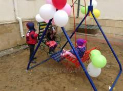Детские площадки  - строительство