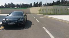 Аренда автомобиля Mercedes S class 6.3 2013