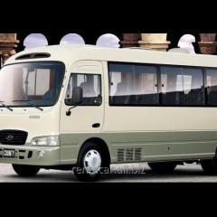 Автобус в аренду Hyundai County