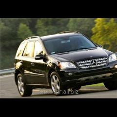 Аренда авто с водителем Mercedes Benz Ml 350 - 2007