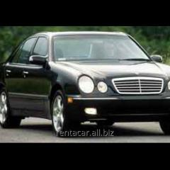 Аренда авто Mercedes E 240 - 2000