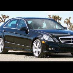 Прокат автомобиля Mercedes E Сlass