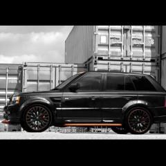 Аренда авто Range Rover Sport