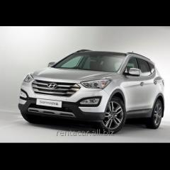 Аренда автомобиля Hyundai Santafe 2013