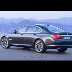 Авто напрокат BMW 740