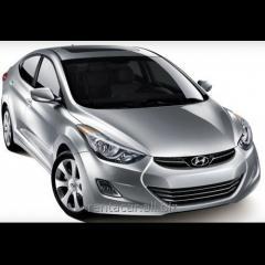 Аренда автомобилей бизнес класса Hyundai Elantra 2014
