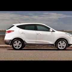 Прокат автомобиля Hyundai Ix 35 - 2013