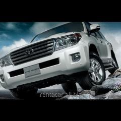 Аренда авто Toyota Land Cruiser-2012