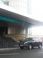 Toyota Prado 2015 Rent a car Baku