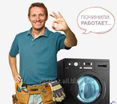Master of washing machines of any brand