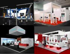 Дизайн и 3D дизайн стендов
