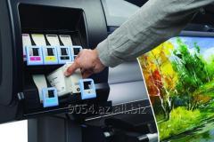 Широкоформатная печать Latex
