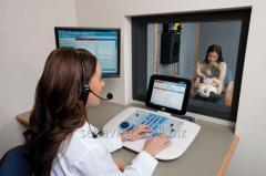 Аудиометрия обследование слуха