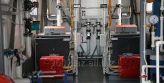 Проектирование и монтаже отопительных систем.