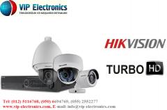 CCTV müşahidə nəzarət kameraları