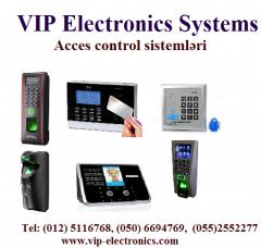 Biometrika və acces control sistemləri