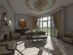 Дизайн интерьера квартир и индивидуальных домов