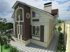 Проектирование индивидуальных домов и катеджей