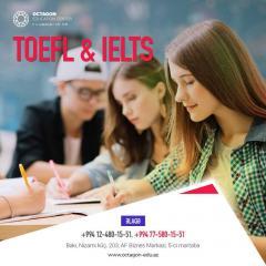 TOEFL, IELTS İngilis dili kurslari