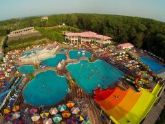 We invite in Atlant Holiday Village - the center