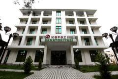 Лечебно-оздоровительный центр Кяпаз городе Нафталан - Азербайджан