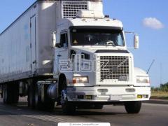 Предлагаем широкий спектр транспортных услуг от проектирования международных перевозок до внутреннего распределения и доставки.